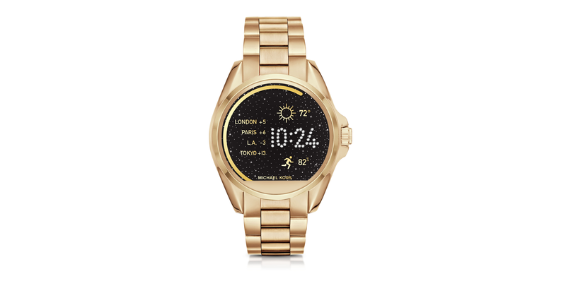 Michael Kors Launches Smartwatch In Fashion Wearable Play Wearable